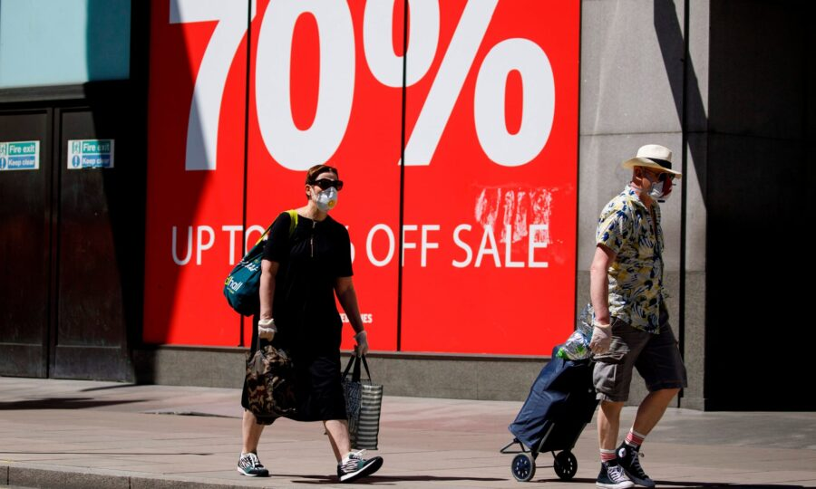 """Consumer confidence survey casts doubt on V-shaped recovery  <img src=""""https://25hoon.com/wp-content/uploads/2020/05/level-number-26-1-e1588932546704.jpg"""">"""