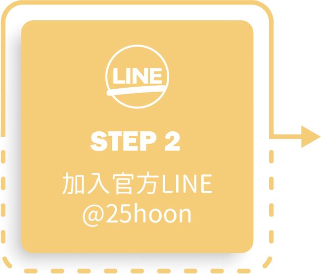 25Hoon Line ID