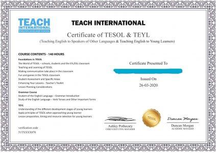Inkedteach certificate